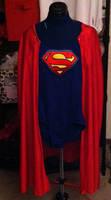 Supergirl Progress 2