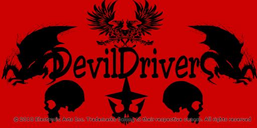 my DevilDriver logo by TheHardcoreMosher