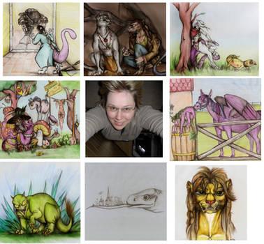 Art-vs-Artist by Ciumostwo