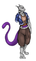 Roki in clothes by Ciumostwo