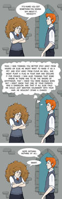 It's humid -HP by LamechO