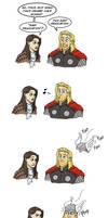 The secret of Thor's helmet