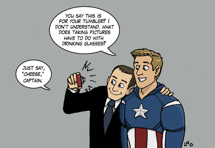 Phil Coulson, Agent Fanboy