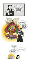 Loki and his Glorious Porpoise