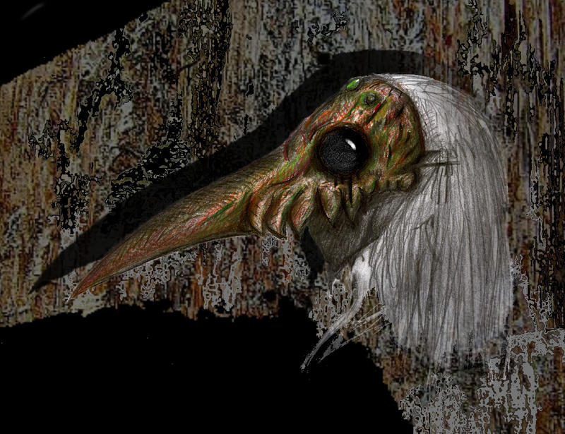 Plague Doctor Mask Old Fashion