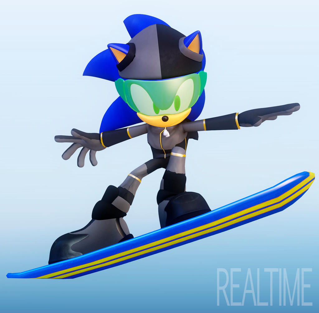 Sonic by ICEMBL