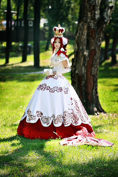 Trinity Blood: Esther by Mika-Kallahan