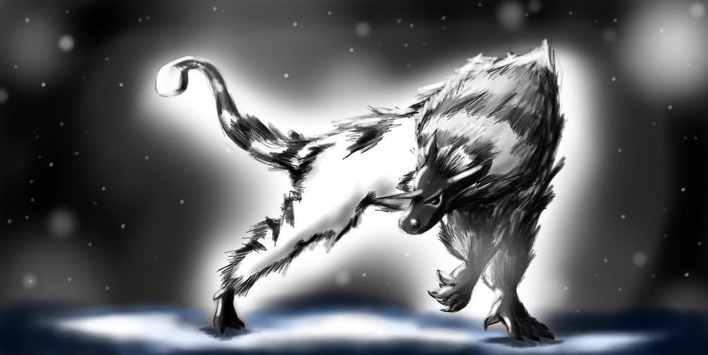 MYTHIMON - :Boreon: by Zelda206