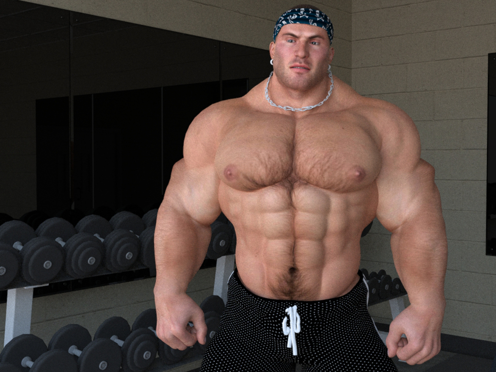 Rogans Hd Bare Muscle Pound
