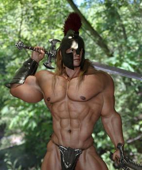 Spartan portrait (5)