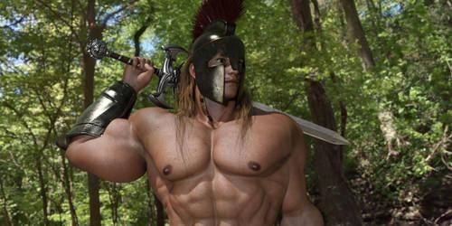 Spartan portrait (7)