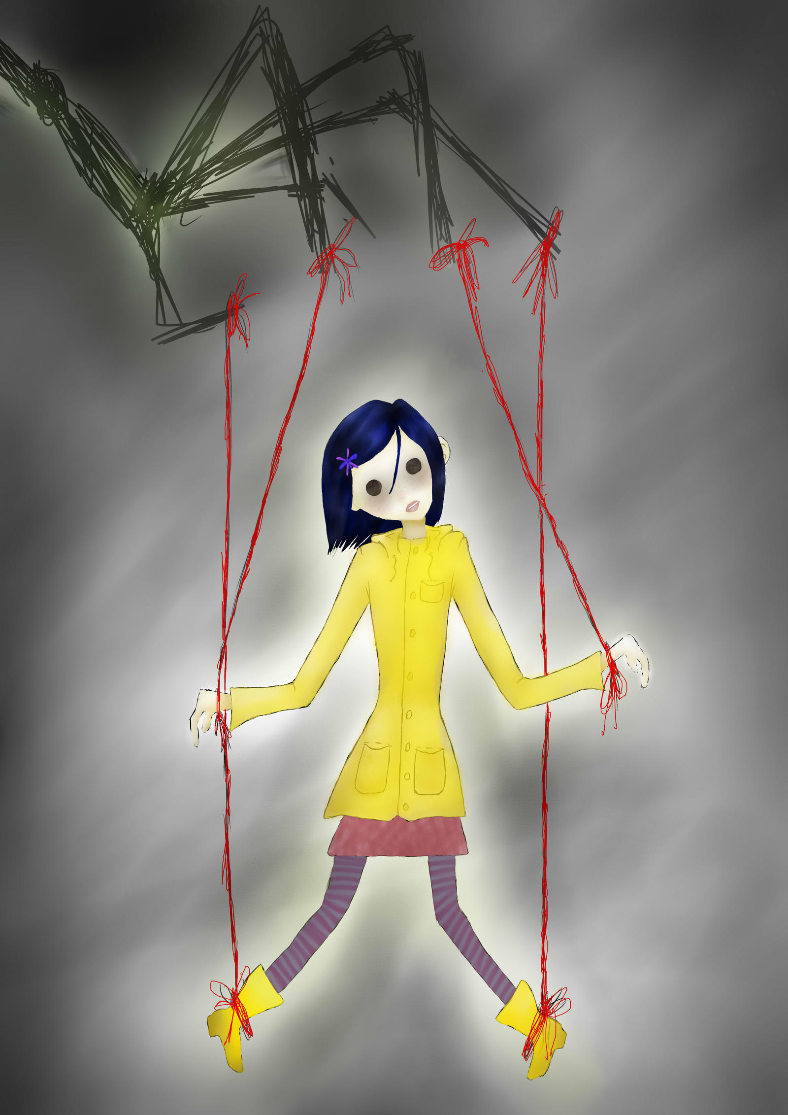 String Puppet Art | www.imgkid.com - The Image Kid Has It!