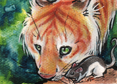 aceo for moonsongwolf by kailavmp