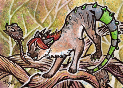aceo for werella by kailavmp