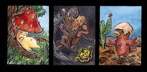 aceo ragnarok cards