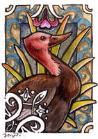 aceo for beccunda by kailavmp