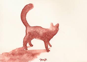 aceo (afa) kitty by kailavmp