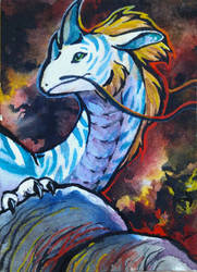 aceo for silverybeast