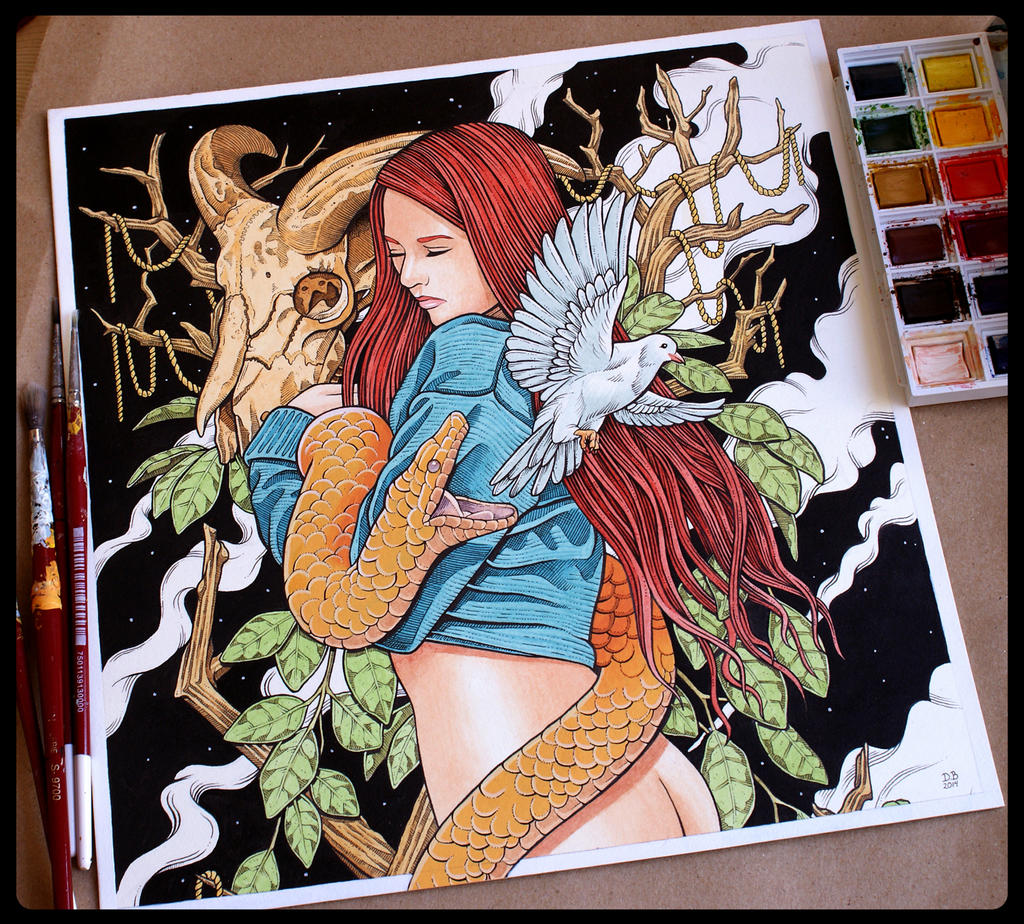 Lilith by DannyFilth01