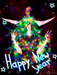 New Year by Viktor-Holod