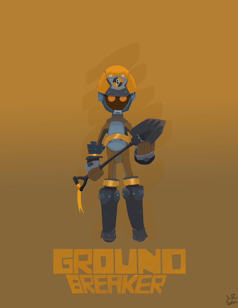Ground Breaker by HeatResin