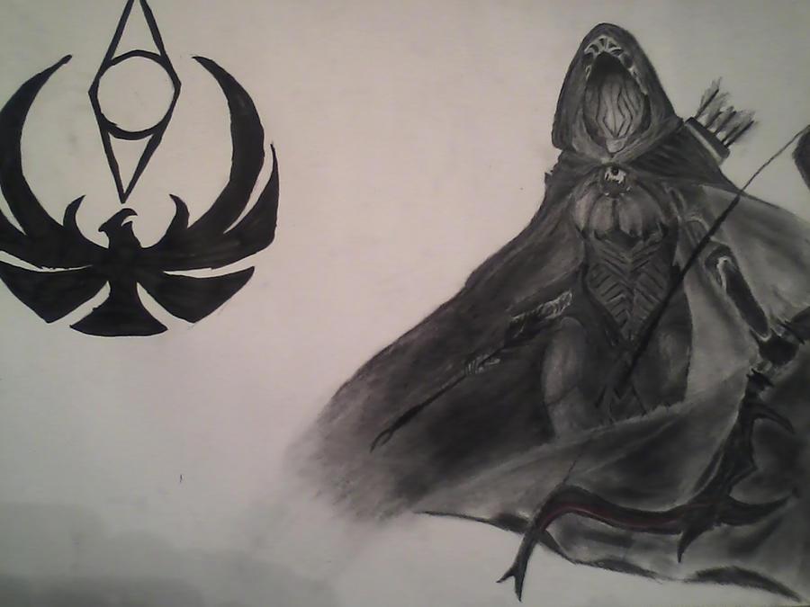 skyrim nightingale wallpaper - photo #19