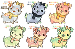 Doodle Puppies Adoptables [CLOSED]