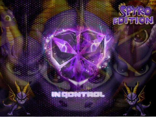 In Qontrol: Spyro Edition by Wilku333