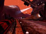 SpaceHaste INTODUST by Wilku333