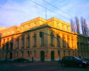 Abandoned Polish Bank by Wilku333