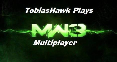 Modern Warfare 3 Title Card