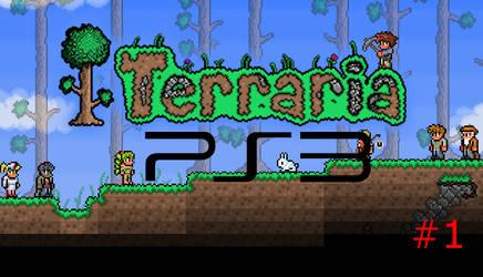 Terraria Title Card #1