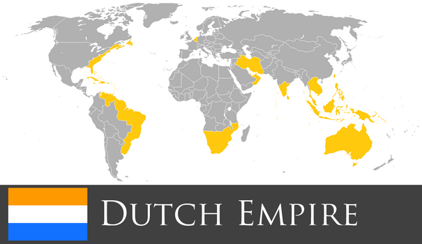 Greater Dutch Empire