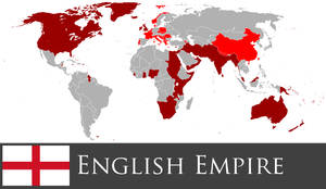 Greater English Empire