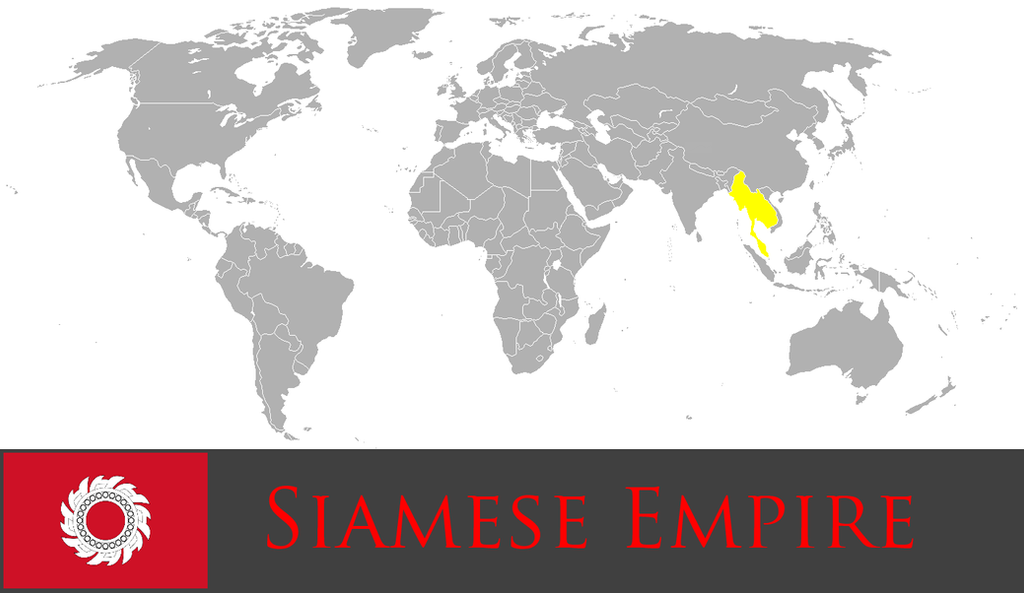 Greater Siamese Empire by PrussianInk on deviantART