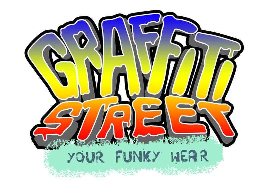 Graffiti Street Logo by shukugumo on DeviantArt