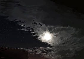 Night Sky by Nagaia