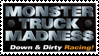 Monster Truck Madness STAMP by legendofwii92