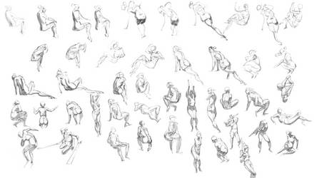 Gesture session 1