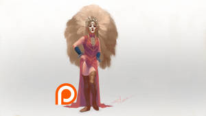 Elven Aristocrats (+ Process video) by z4m97