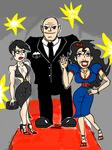 Luthor Family - Red Carpet