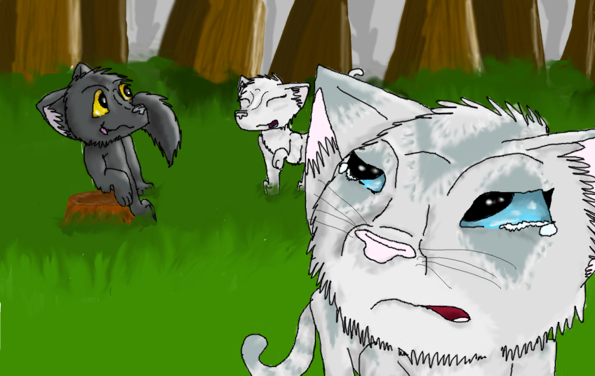 the gallery for gt warrior cats graystripe and millie kits