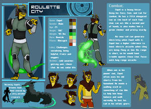 Zopel Reference Sheet
