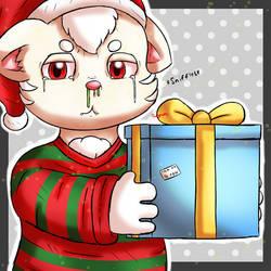 Merry Sickmas by Tahgoomy