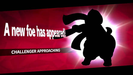 A New Foe Has A Appeared CHALLENGER APPROACHING by Tahgoomy