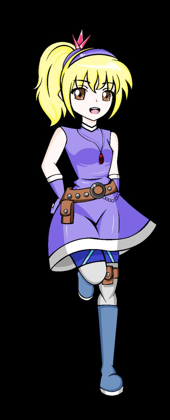 Kagami (Fusion) (rendered) (without logo) by VanillaRinChii
