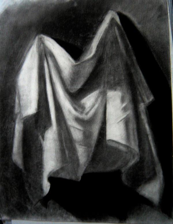 Charcoal sheet 2 by Questionablexfun