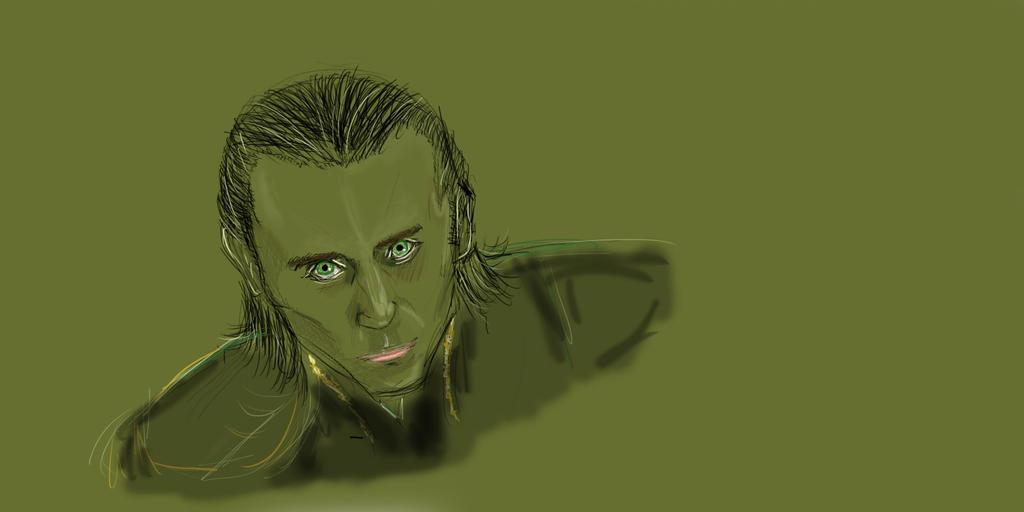 Loki by Questionablexfun