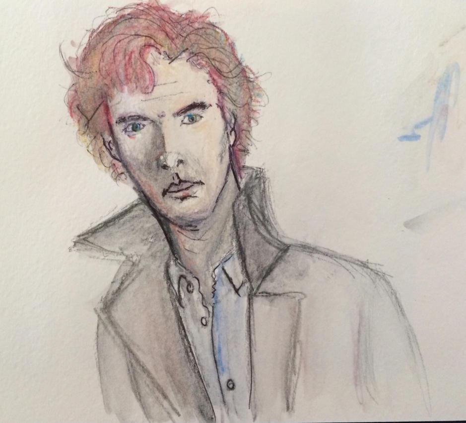 Sherlock by Questionablexfun