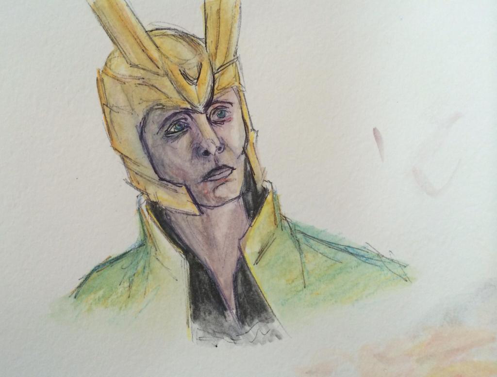 Loki-water by Questionablexfun